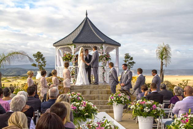 Seaside Beach Wedding Venue Milkwood Manor On Seamilkwood Manor On Sea