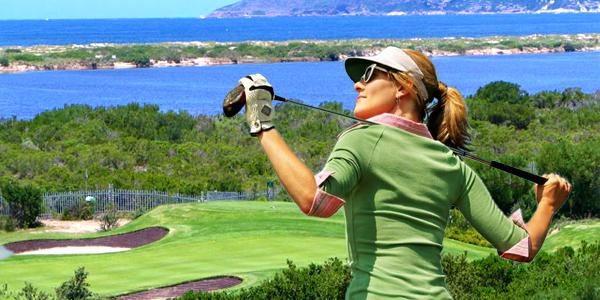 Spectacular Garden route golfing