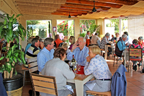 Lemon Grass Seaside Restaurant at Milkwood Manor on Sea