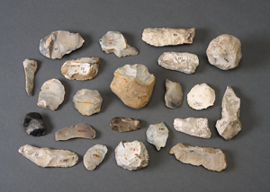 Middle Stone-age tools