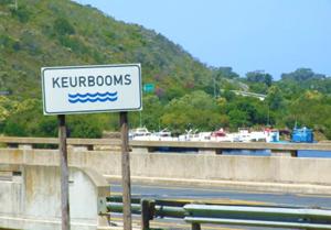 Keurbooms River Bridge on National Road (N2)