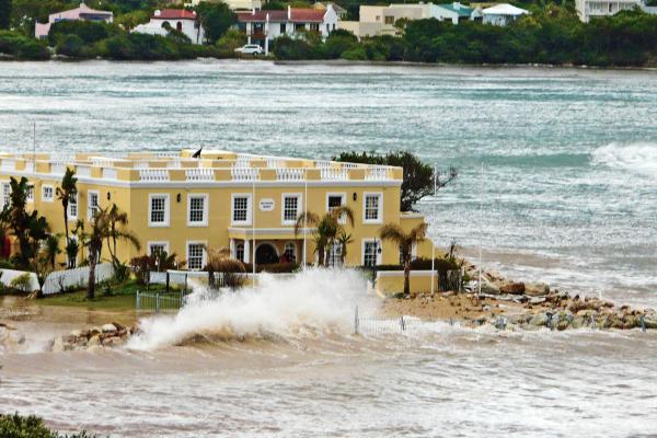 Flood of Milkwood Manor Plettenberg Bay