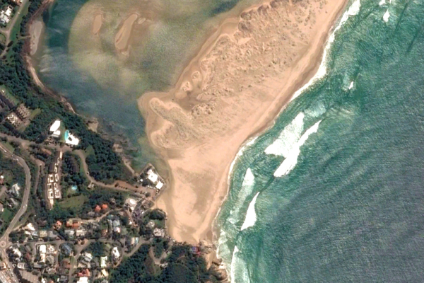 Lookout Beach Milkwood Manor Plettenberg Bay
